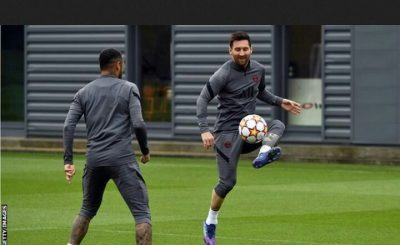 Lionel Messi Is Close To Be Feature For Psg Against Pep Guardiola Sides In Champion League On Tuesday's