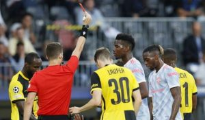 Manchester United Conceded A Dramatic Stoppage-Time Goal As They Lost To Young Boys