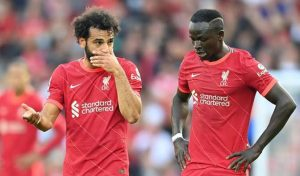 Jurgen Klopp Is Planning Ahead Of Mane&Salah Absence As The Duo Will Be Out For 4Weeks