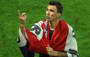 A brief spell with Qatari side Al-Duhail followed after Maurizio Sarri sidelined him in Turin - where he won his final honour - before he concluded his career with a spell at Milan this year.  At international level, Mandzukic won 89 caps for Croatia and scored 33 goals - most famously netting the winner to send his nation through in the Russia 2018 semi-final against England, before getting himself on the scoresheet in ultimate defeat to France in the final.