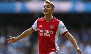Martin Ordegaard Eyes On Winning Champions League And Premier League Within A Couple Of Years.