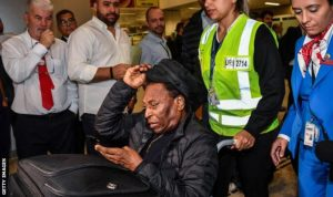 Brazil legend Pele 'Recovering Well' Following Surgery To Remove Tumour