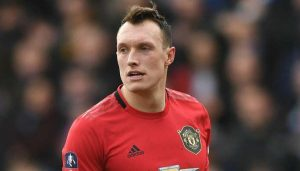Phil Jones Hits Back At Online Hate: 'I'm Enjoying My Life. The Keyboard Warriors Will Still Be In Their Boxers'