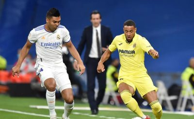 Real Madrid Remain Top Of The Table Despite A Goalless Draw Against Villarreal