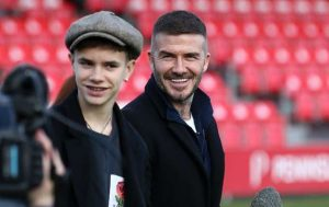 Romeo: David Beckham's Son Signs First Professional Contract With Fort Lauderdale CF