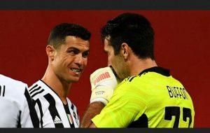 Buffon Backed Ronaldo Over Juventus Exist