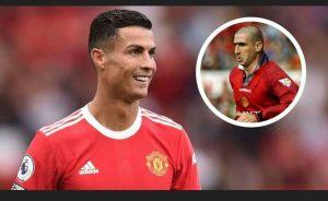 'Ronaldo Is On Another Level To Cantona' - Scholes