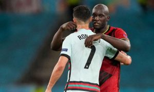 It's Premature'- Lukaku Write-Off Ronaldo Comparison