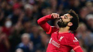 Salah Equals Gerrard's Liverpool Record For Most European Goals At Anfield