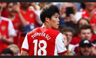 Tomiyasu Reveals Why He Delighted To Come Arsenal After Making £16m Move
