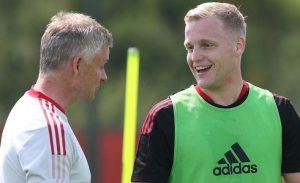 Van De Beek Revealed How Difficult It's For Him At Man Utd.