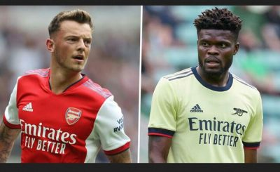 Boost For Arsenal As Thomas Party&Ben White Set To Feature For Them Against Norwish