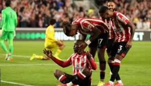 Late Yoane Wissa Goal Earns Brentford A Point Against Liverpool