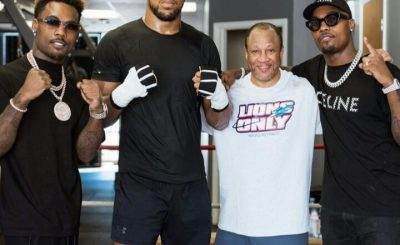 Anthony Joshua Changing Trainer For Oleksandr Usyk Rematch, Confirms US Coach Ronnie Shields.(Photos)