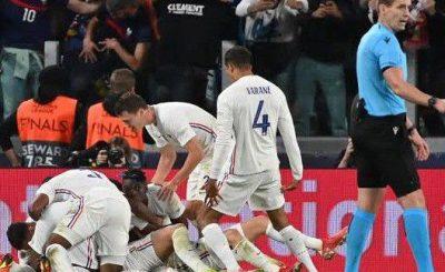 Belgium vs France 2-3 Highlights Video Download
