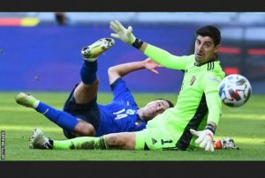 'Uefa Care About Money Not Players' Says Thibaut Courtois