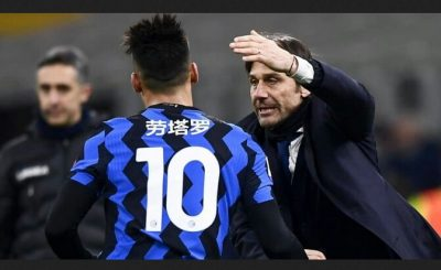 Antonio Conte Delivers Man Utd 'Promise' As He Plans January Raid For Inter Duo
