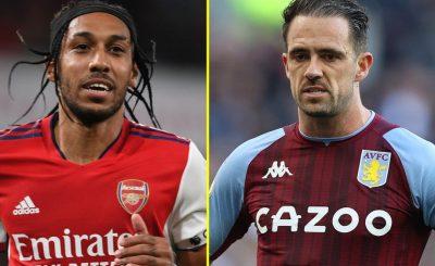 Arsenal vs Aston Villa Match Fact & Team News
