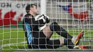 Wales Boss Robert Page Defends Keeper Danny Ward To 'Bounce Back' After Czech Error