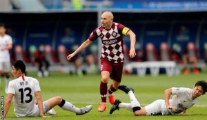 'One Day I Wish To Return To Barcelona - But I'm Not Done Winning Trophies In Japan' Andres Iniesta