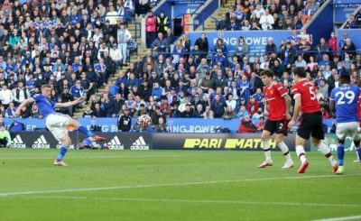 (Goals Highlight) Leicester City 4 - 2 Manchester United
