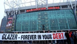 Manchester United: Glazer Family Put Another 9.5m Shares Up For Sale