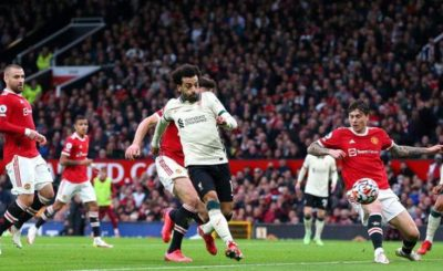 Manchester United Vs Liverpool 0-5 Goals Highlight (Watch&Download)