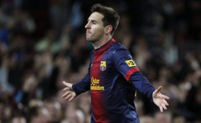 The best Scoring Streaks In Football History: CR7, Messi, Salah, Lewa…