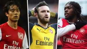 Park, Mustafi & Arsenal's 15 Worst Signings Of All Time