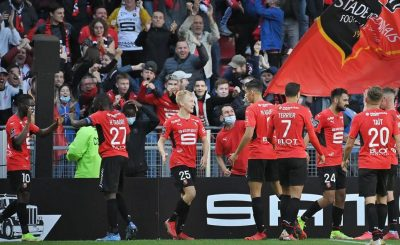Paris Saint-Germain Suffered Their First Ligue 1 Defeat Of The Season As Rennes Claimed A Shock 2-0 Win.