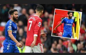 Townsend Reveals Why He Copied Ronaldo's Siu Celebration.