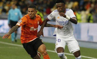 (Goals Highlight) Shakhtar Donetsk 0-5 Real Madrid (Watch)