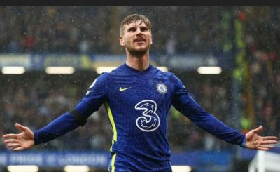 Timo Werner &Ben Chilwell Late Goals Bring Chelsea Back To Winning Way As They Defeat Southampton At Stamford Bridge