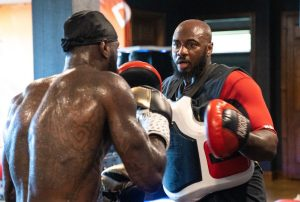 Deontay Wilder's Trainer Malik Scott Admits 'The Best Man Won' Also Reveals Why Wilder Refused To Show Respect To Fury